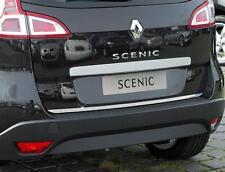 Renault SCENIC III JZ0/1 - Chrom-Zierleiste Heckleiste Heckklappe 3M Tuning