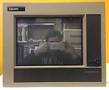 "Xycom 9407 17"" CRT, 0.28 mm Dot Pitch, 1280x1024 Resolution, Industrial Monitor"