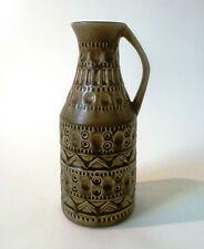 60s Bay Keramik 20 cm Bodo Mans west german ceramic Vase céramique annees 60