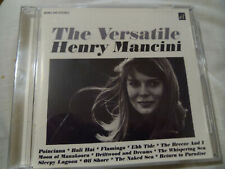 """THE VERSATILE HENRY MANCINI"". EL. RECORDS CMEM155CD."
