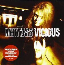 Nasty Idols - Vicious - NEW CD