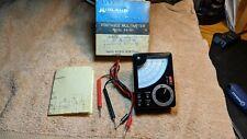 Vintage Midland Model 23 101b Volt Ohm Multimeter Withbox