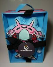 Overwatch D.Va Character & Storage Set Kids Throw Pillow with Decorative Box
