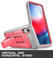 For iPhone XR Case, SUPCASE UB PRO Full-Body Rugged Cover with Screen Protector