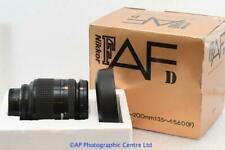 Nikon Nikkor 28-200mm AF Zoom Lens F3.5-5.6 D IF SMALL OPTIC MARK