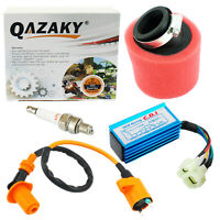 Ignition Coil CDI Spark Plug Air Filter GY6 50cc-150cc Scooter Go Kart Moped ATV