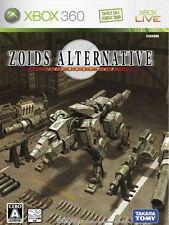 UsedGame Xbox360 Zoids Alternative [Japan Import] FreeShipping