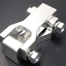XH Honda TRX 400EX Silver CNC Alloy Aluminum made Front Lowering kits
