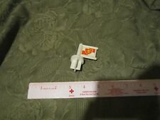 Little Tikes Wee Waffle Castle Flag Top part only replacement piece vintage toy