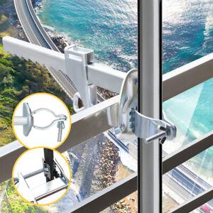 Sonnenschirmständer Sonnenschirmhalter Balkonklammer Halterung Stahl