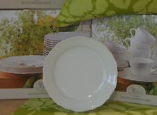 HUTSCHENREUTHER Porzellan MARIA THERESIA Weiß Frühstücksteller Teller Ø 21cm NEU