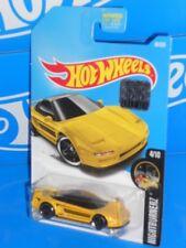 Hot Wheels Factory Set 2017 Nightburnerz #94 '90 Acura NSX Yellow