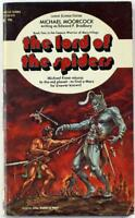 The Lord of the Spiders by Michael Moorcock 1971 Lancer Paperback