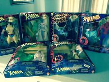 """Marvel Limited Edition 12"""" figures Wolverine,Ghost Rider,Spiderman,Storm,Rogue"""