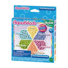 Aquabeads Refill Pastellfarben Nachfüllset Perlen