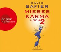 DAVID SAFIER - MIESES KARMA HOCH 2 (SA)  6 CD NEW