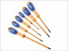 Britool - Screwdriver Set 6 Piece Insulated Slotted/Phillips