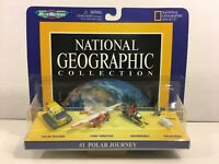 National Geographic Collection #1 Polar Journey Micro Machines Galoob NEW