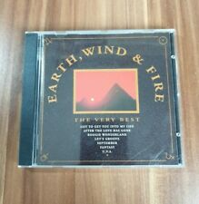 Earth Wind & Fire - The Very Best (1993) Greatest Hits CD *** guter Zustand ***