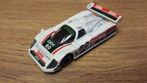 CORGI JAGUAR XJR9 CASTROL BOSCH DUNLOP RACING CAR 1988 MADE IN UK