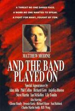 AND THE BAND PLAYED ON NEW REGION 1 DVD