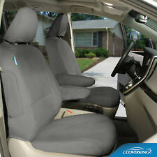 Coverking Poly Cotton Drill Custom Tailored Front Seat Covers for Mini Cooper