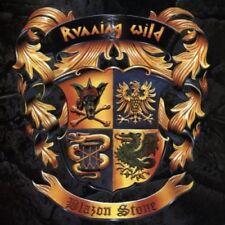 Running Wild Blazon Stone (Uk) vinyl LP NEW sealed