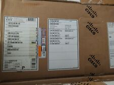 NEW Cisco ASR1002-X Aggregation Services Router, 6 Built-In GE Ports, Dual P/S