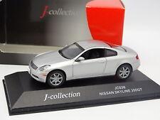 J Collection 1/43 - Nissan Skyline 350 GT Grise