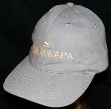 GH Mumm Champagne Napa Valley California Winery Sparkling Wine Baseball Hat Cap