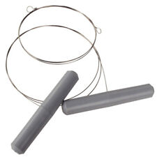 """Cheese Wire Slicer Set - Includes Two 36"""" Cheese Wires"""