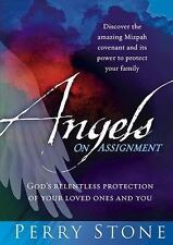 Angels On Assignment, Perry Stone, Acceptable Book