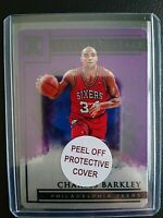 2019-20 Panini Impeccable Stainless Stars Purple Charles Barkley #16 #'D 43/49