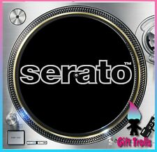 "Serato Classic Dj Slip mat 12"" Lp Scratch Pad Djing Slipmat Audiophile"