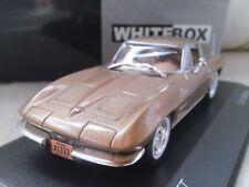Artículos de automodelismo y aeromodelismo WhiteBox Chevrolet escala 1:43