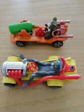 Corgi Tom and Jerry toy cars
