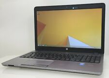 HP  ProBook 450 G1   i5-4200M (2.50 GHz)   750 GB HDD   8 GB RAM   Win 8.1 Pro