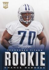 Chance Warmack, (Rookie)  2013 Panini Prestige Football Sammelkarte, #218