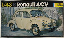 Heller 174 - Renault 4 CV - 1:43 - Auto Modellbausatz - Model Kit