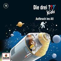 Die Drei ??? Kids - 070/Aufbruch Ins All CD NEU OVP