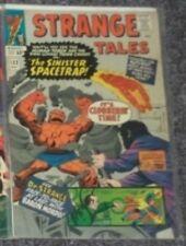 Strange Tales #132 Marvel Silver Age (1965) Comic Book FN+/VF-