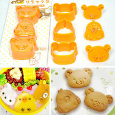 San-X Rilakkuma Kiiroitori Cookie Cutter Mold Sushi Rice Toast Mold Mould