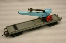 Vintage Triang Battle Space! Rocket Launching Wagon R216, Blue, Spares or Repair