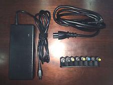 eForCity Universal Laptop Travel Charger Set, 8 Connectors (POTHXXXXTC02)