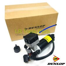 RANGE ROVER P38 NEW DUNLOP AIR SUSPENSION COMPRESSOR EAS LIFT PUMP - ANR3731