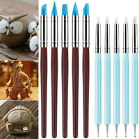 10X Polymer Clay Tools Modelling Sculpting Tool Pottery Models Art Projects Set