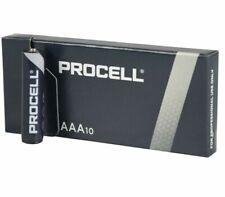Duracell MN2400 1,5V Batteria Alcalina Monouso, Scatola di 10 Pezzi