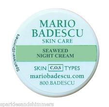 Mario Badescu Oil-Free SEAWEED NIGHT CREAM Mini 3g Oily/Combination Skin