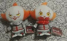 Funko SuperCute Plush IT Pennywise Clown Regular & Bloody Variant new with tags
