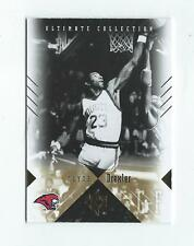 2010-11 Ultimate Collection #14 Clyde Drexler Houston Rockets Blazers